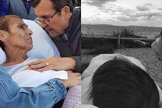 Umierająca mama pragnęła po raz ostatni zobaczyć zachód słońca nad morzem! Zobaczcie, co zrobili dla niej bliscy!