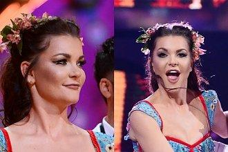 """Za taniec Agnieszka Radwańska zdobyła wysokie noty, ale co innego przyciąga uwagę. """"Co ona sobie zrobiła z twarzą?"""", pytają przerażeni fani"""