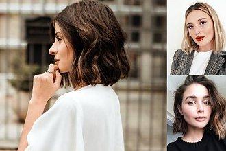 Średnia długość włosów - 18 wyjątkowych i stylowych fryzur