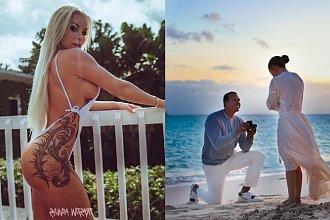 """Parę tygodni przed zaręczynami narzeczony J.Lo wysyłał modelce """"Playboya"""" sprośne teksty i zdjęcie swojego przyrodzenia!"""