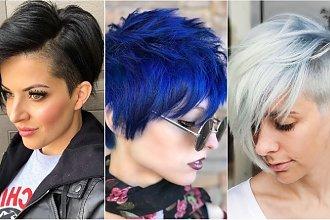 Krótkie fryzury 2019. Modne cięcia, najgorętsze trendy. Tak ścinamy włosy w tym roku!