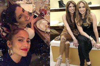 Jennifer Lopez ma atrakcyjną młodszą siostrę, która jednak stroni od show-biznesu. Piękniejsza od J.Lo?
