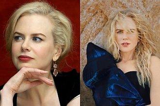 Nicole Kidman już tak nie wygląda! Zmieniła kolor włosów i... odmłodniała!