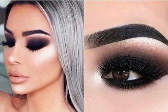 Smoky eyes - makijaż wieczorowy, który nigdy nie wychodzi z mody. Jak zrobić smoky eyes?