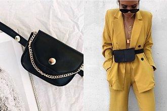 Nerka - modna i praktyczna torebka na pasku [trendy wiosna-lato 2019]