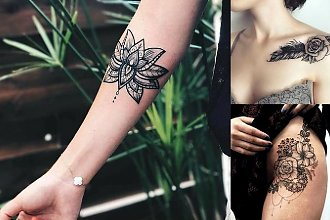 Galeria tatuażu - 25 wzorów, jak z unikatowych katalogów!