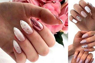 Jasny manicure - 35 stylowych zdobień na sezon wiosna/lato