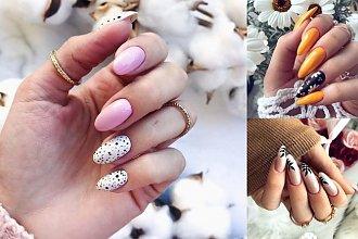 Wiosenne hybrydy z modnymi wzorkami - 18 pomysłów na kobiecy manicure