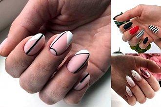 Galeria manicure - przegląd stylowych propozycji na sezon wiosna/lato