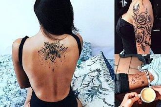 Galeria kobiecego tatuażu - 30 rewelacyjnych wzorów, które robią wrażenie