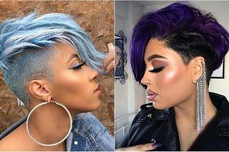 Krótkie fryzury z grzywką 2019 - nowe, modne cięcia, jakich jeszcze nie próbowałyście!