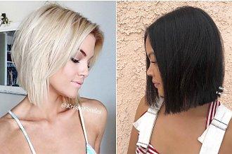 Proste i dziewczęce fryzury do ramion. Te cięcia są hitem Instagrama!