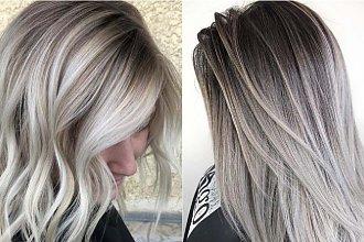 Księżycowy blond - nowy trend w koloryzacji włosów dla blondynek [trendy 2019]