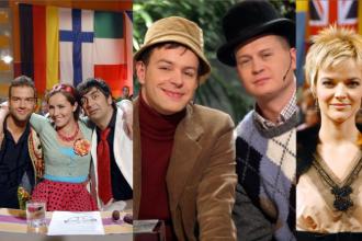 """""""Europa da się lubić"""" wraca po 15 latach! Przypominamy, jak zmienili się bohaterzy! Conrado Moreno przypakował, a Kevin Aiston? [STARE ZDJĘCIA]"""