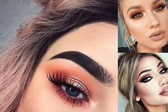 Przepiękny makijaż oka na wesele, weekend i inne okazje! [galeria]