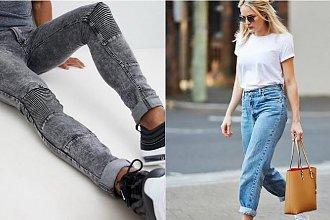 Denim w modnym wydaniu: Modele jeansów, w które warto zainwestować w sezonie wiosna-lato 2019