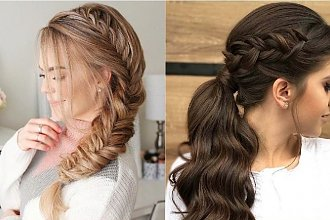Warkocze i kłosy - modne fryzury idealne na co dzień i od święta