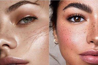 Modny makijaż 2019: Dewy Skin - efekt wilgotnej i maksymalnie rozświetlonej cery