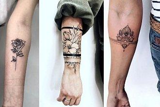 Tatuaż na przedramię - 21 ślicznych wzorów dla kobiet