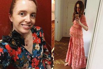 Katarzyna Burzyńska zdradziła imię, jakie wybrała dla córki. Jest iście królewskie!