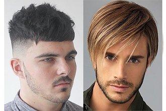 Męskie fryzury - [GALERIA] 20 stylowych cięć na sezon 2019/2020