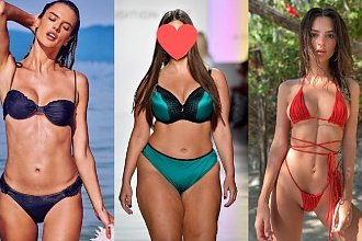 Te modelki zdaniem fanów z Instagrama najpiękniej noszą kostiumy kąpielowe. Miejsce 4. może Was zaskoczyć...