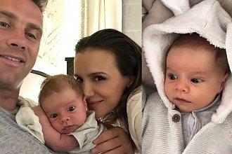 Sara Boruc pojechała z 1,5 miesięcznym synkiem na Mykonos. Nie jest ZA MAŁY na podróżowanie? Odpowiedziała