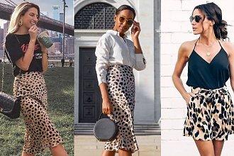 Moda lato 2019: Panterka - ten trend będzie modny TYLKO w tym sezonie! 20 propozycji, z czym ją łączyć