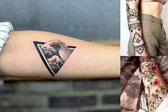 Tatuaż na przedramię - 20 wyjątkowych wzorów