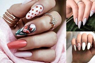 30 stylizacji manicure - te zdobienia to HIT lata 2019