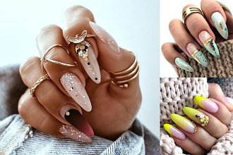 30 stylizacji paznokci - galeria manicure na lato