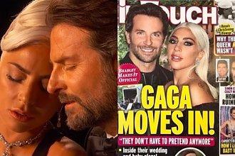 Lady Gaga wprowadziła się do mieszkania Bradleya Coopera?? Wygląda na to, że już nic nie stoi na przeszkodzie, by byli razem!