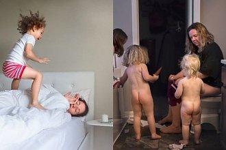 Utrata prywatności i etat, który trwa 24h na dobę - ta fotografka pokazała, jak naprawdę wygląda macierzyństwo