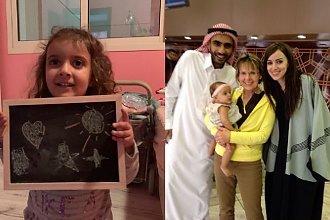 """33-letnia Amerykanka straciła prawo opieki nad córką, gdyż saudyjski sąd uznał, że kobieta jest """"zbyt zachodnia"""" na matkę!"""