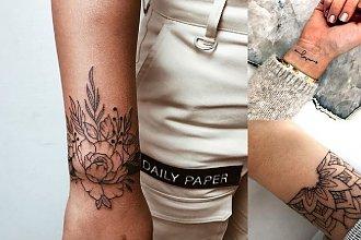 Tatuaże na nadgarstek - 25 unikatowych wzorów dla kobiet
