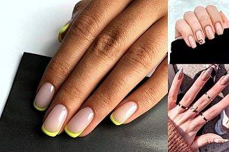 Nude manicure - top 25 stylowych pomysłów
