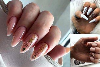 20 pomysłów na manicure ze złotymi zdobieniami [GALERIA]