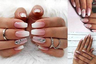20 pomysłów na ślubny manicure - galeria najpiękniejszych zdobień