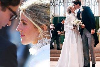 Ellie Goulding wzięła ślub w oryginalnej sukni ślubnej - ten jeden szczegół sprawił, że była niepowtarzalna!