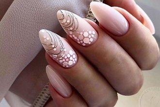20 pomysłów na jasny manicure. Delikatne i eleganckie wzory, jakich jeszcze nie próbowałyście!