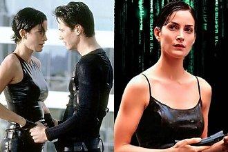 Będzie Matrix 4! Keanu Reeves wiecznie młody, a jak wygląda dziś Carrie-Ann Moss?