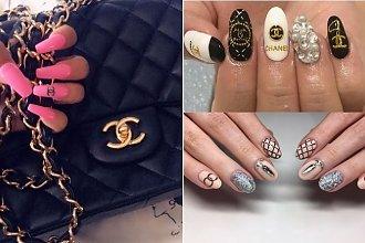 Chanel nails - manicure inspirowany TOREBKĄ CHANEL! Hit czy kit?