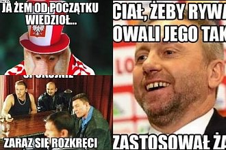 Memy po meczu Polska-Austria. Zobaczcie najlepsze!