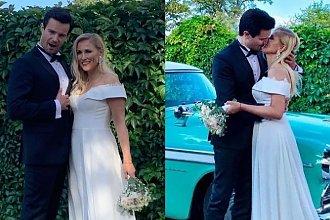 Sylwia Juszczak-Krawczyk pokazała więcej zdjęć ze ślubu i z wesela! Jak wam się podoba jej suknia ślubna?