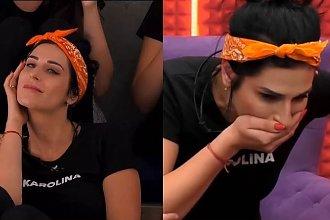 """Big Brother 2: Pierwsze nominacje! Karolina dostała immunitet! Widzowie oburzeni. """"To ustawka! Jaja sobie robicie"""""""