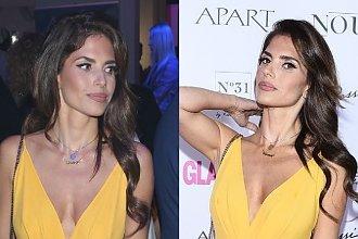 Weronika Rosati na galę Kobieta Roku Glamour wybrała piękną sukienkę. Jedna mała rzecz zepsuła efekt!