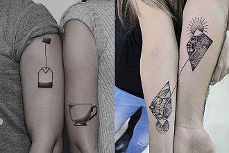 Najciekawsze tatuaże dla zakochanych - 25 uroczych propozycji