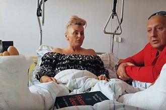 """Dagmara Kaźmierska z ,,Królowych życia"""" przeszła kolejną ciężką operację. ,,Ja w szpitalu, nie będę mogła znowu chodzić"""""""