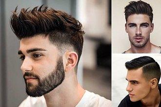 Fryzury męskie 2019/2020 - przegląd najświeższych trendów