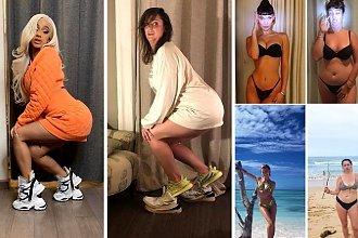 Kobieta odtwarza zdjęcia gwiazd i jest w tym GENIALNA! Instagram vs rzeczywistość